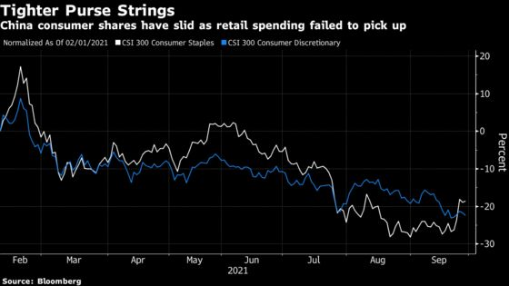 China Stock Traders Tired of Bad News Seek Golden Week Boost