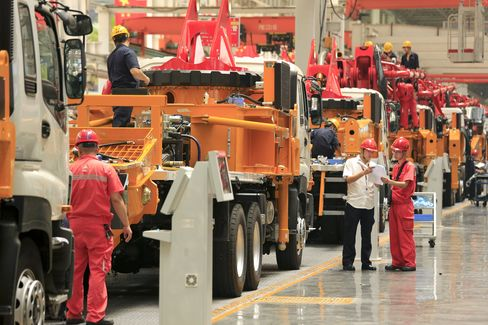 China Import Slide Builds Stimulus Case as Output Cools