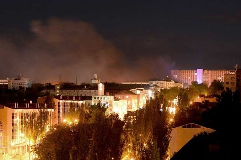 Dispatch from Donetsk: Bodies in the Street, Gunshots at Night