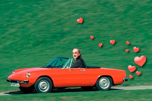 Are You Trying to Seduce Me, Mr. Marchionne?