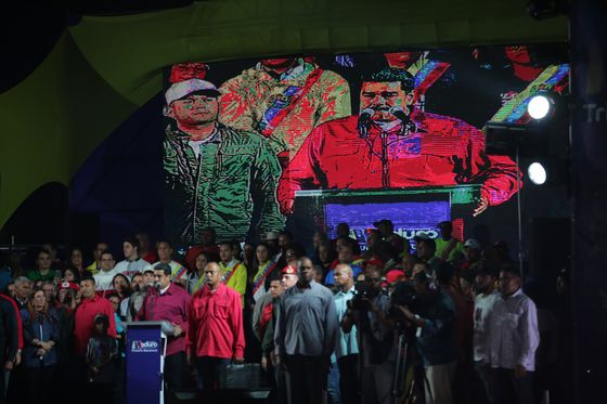 Maduro Wins Venezuelan Election, Risking Harsh Oil Sanctions