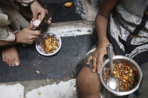 Indian Minister Denies Looting of $14 Billion Food-Aid Program