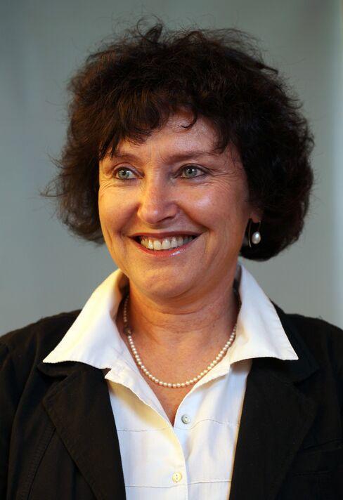 Bank of Israel Deputy Governor Karnit Flug