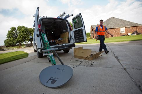 DirecTV, Dish Are Said to Receive Justice Department Requests