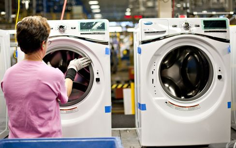 Whirlpool to Cut More Than 5,000 Jobs; Lowers Earnings Plan
