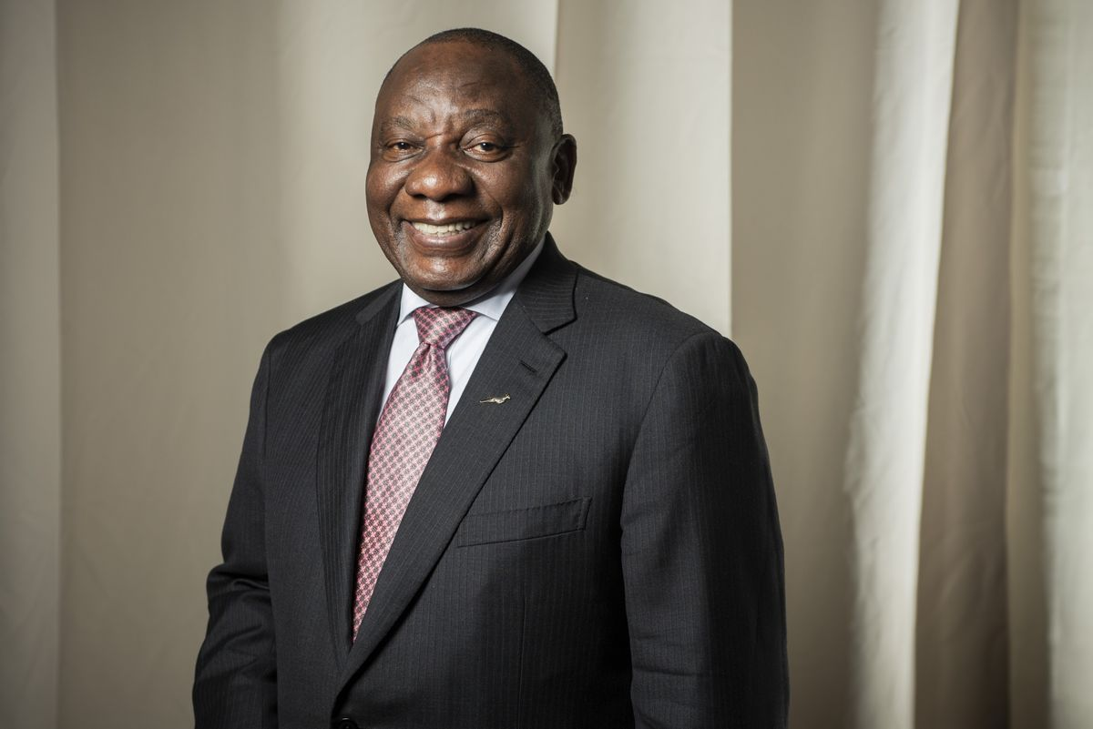 This Is Ramaphosa's South Africa Report Card After Two Years