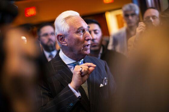 Trump's Risk Deepens After Mueller Arrests Longtime Ally Stone