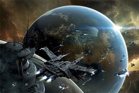 Multiplayer Game 'Eve Online' Cultivates a Most Devoted Following