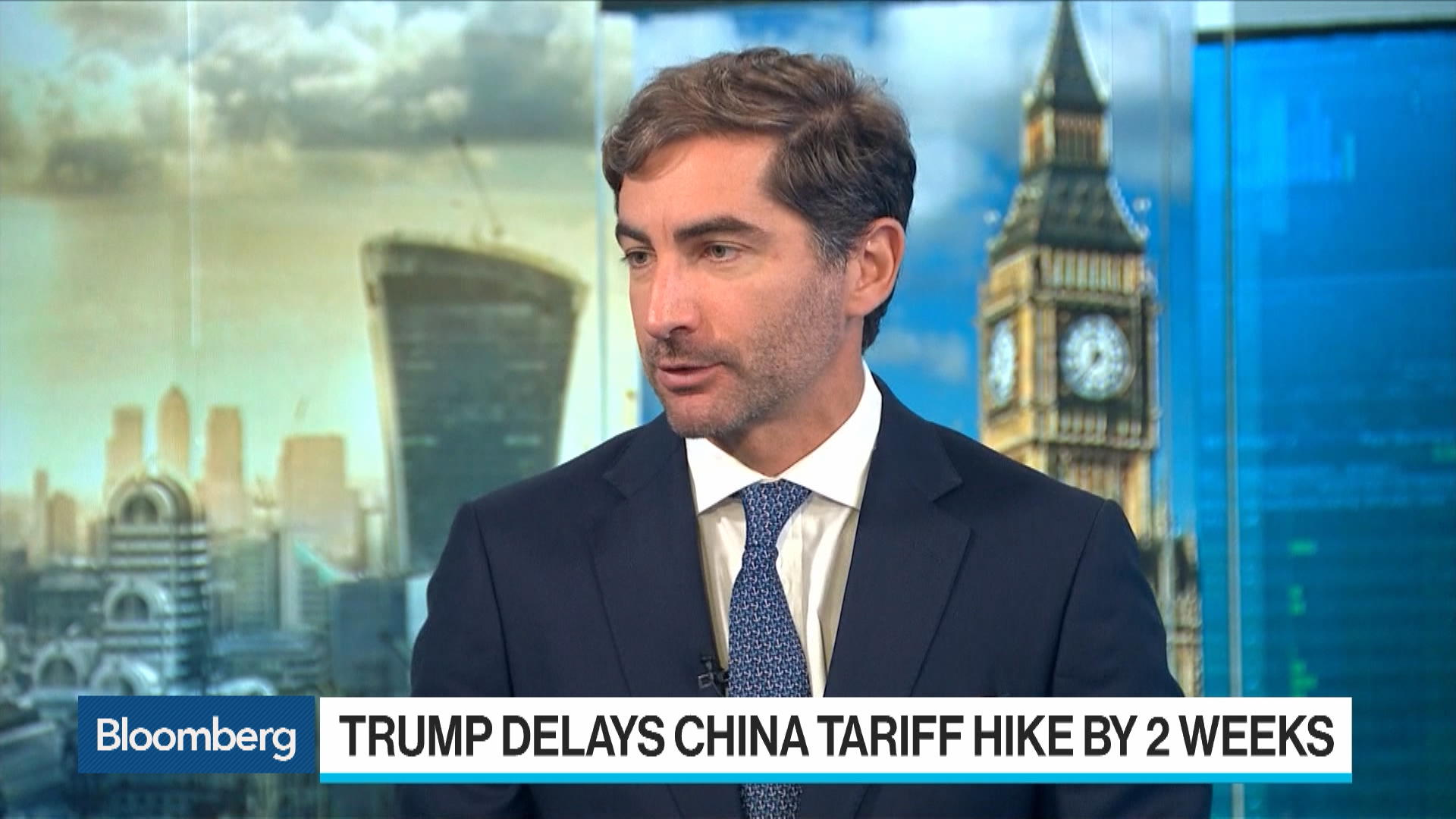 Global Economy Would See No Major Pickup, Even With Trade Deal: Alberto Gallo, Algebris Investments