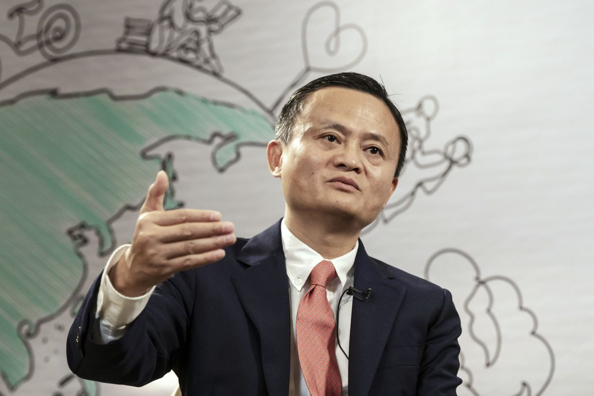 Alibaba Chairman Ma S Letter To Staff On Retirement Full Text
