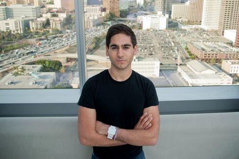 Q&A: A Teenage Venture Capitalist