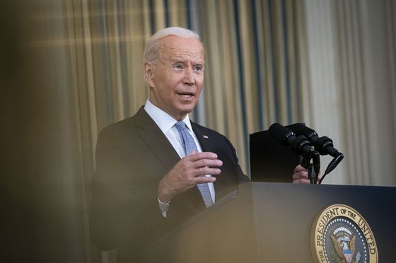 Biden Backs Tax On Billionaires' Unrealized Investment Gains