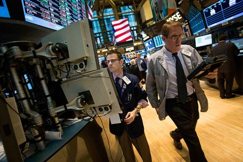 The Market's Unrelenting Cheer Makes Some Nervous