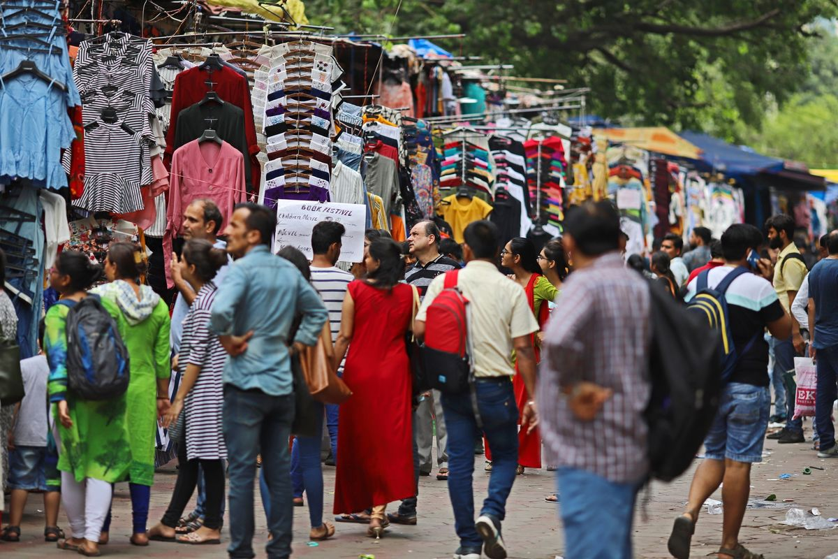 India Has People. It Needs Consumers