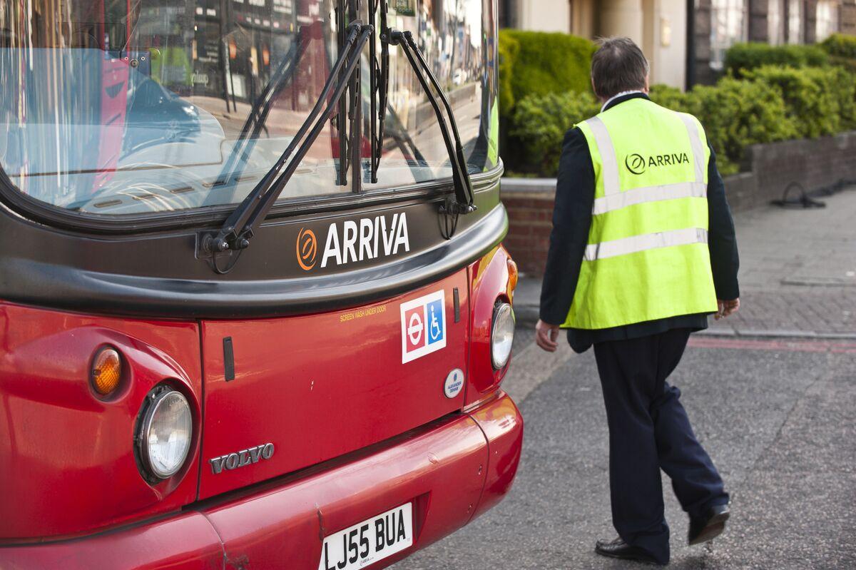 Apollo, Carlyle Said to Compete for Deutsche Bahn's Arriva Unit