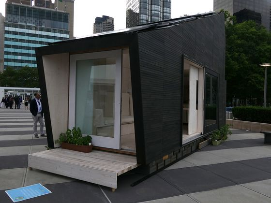 Miracle in Midtown: Tiny House May Be Answer to a Global Crisis