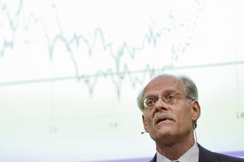 Sweden's Central Bank Governor Stefan Ingves Interest Rate Cut Announcement