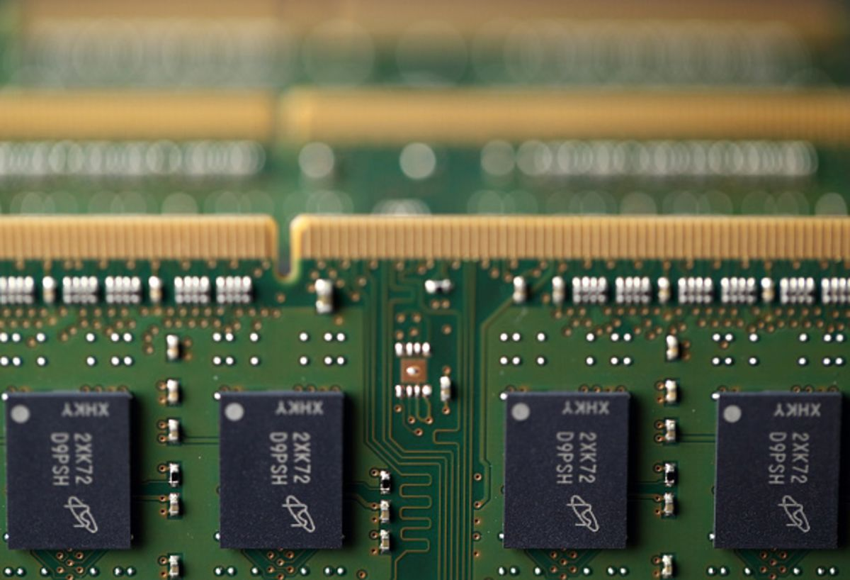 Taiwans Umc Plays Patsy In Us China Chip Fight Bloomberg Integrated Circuits Have Revolutionized The World Of Electronics And