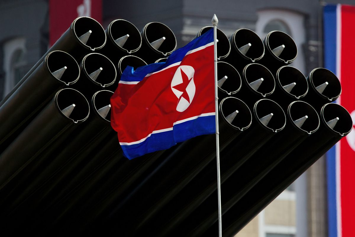 North Korea Launches Two More Missiles in Latest Provocation
