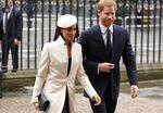 米国人女優のメーガン・マークルさんと英国のヘンリー王子