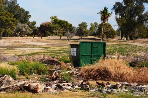 Ahwatukee Lakes Golf Course in Phoenix.
