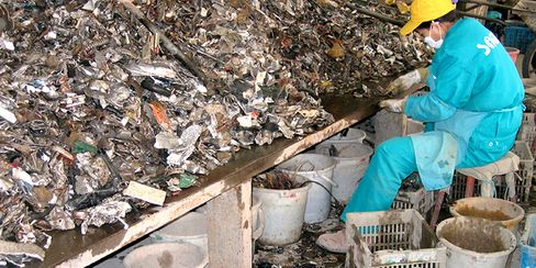 China's Recyclers: Is a Rebound Ahead?