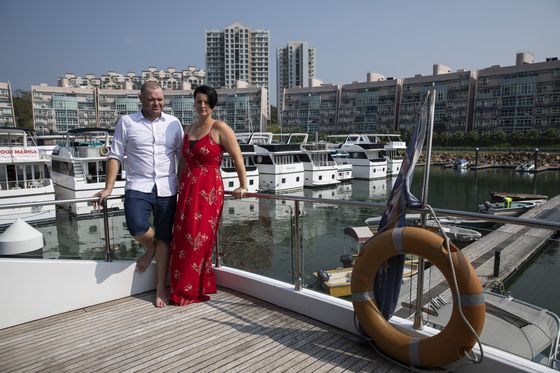 Floating Dwellings Turn Into Value Traps for Hong Kong Expats