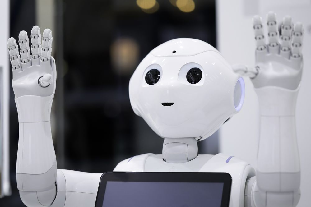 SoftBank's Next Robot After Pepper Skips Chit Chat, Mops
