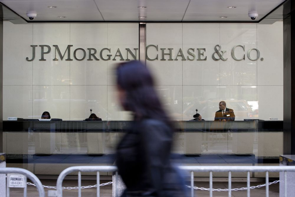 JPMorgan Is Fined $65 Million for Trying to Rig Benchmark Rate