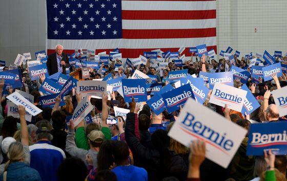 Sanders Proposes Curbing Tax Break for Executive Retirement Perk