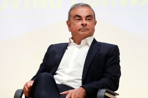 Prosecutors Seek Over Two Years Jail for Ghosn Accomplices