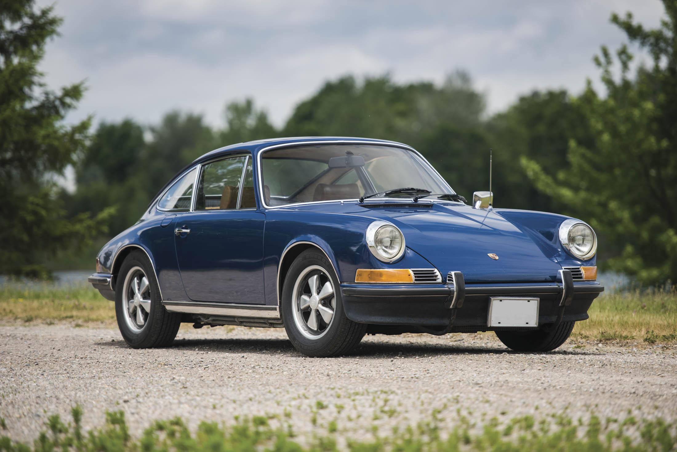 1972 Porsche 911 S Coupe