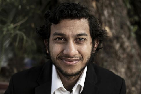 Ritesh Agarwal, founder and chief executive officer of Oyo Rooms