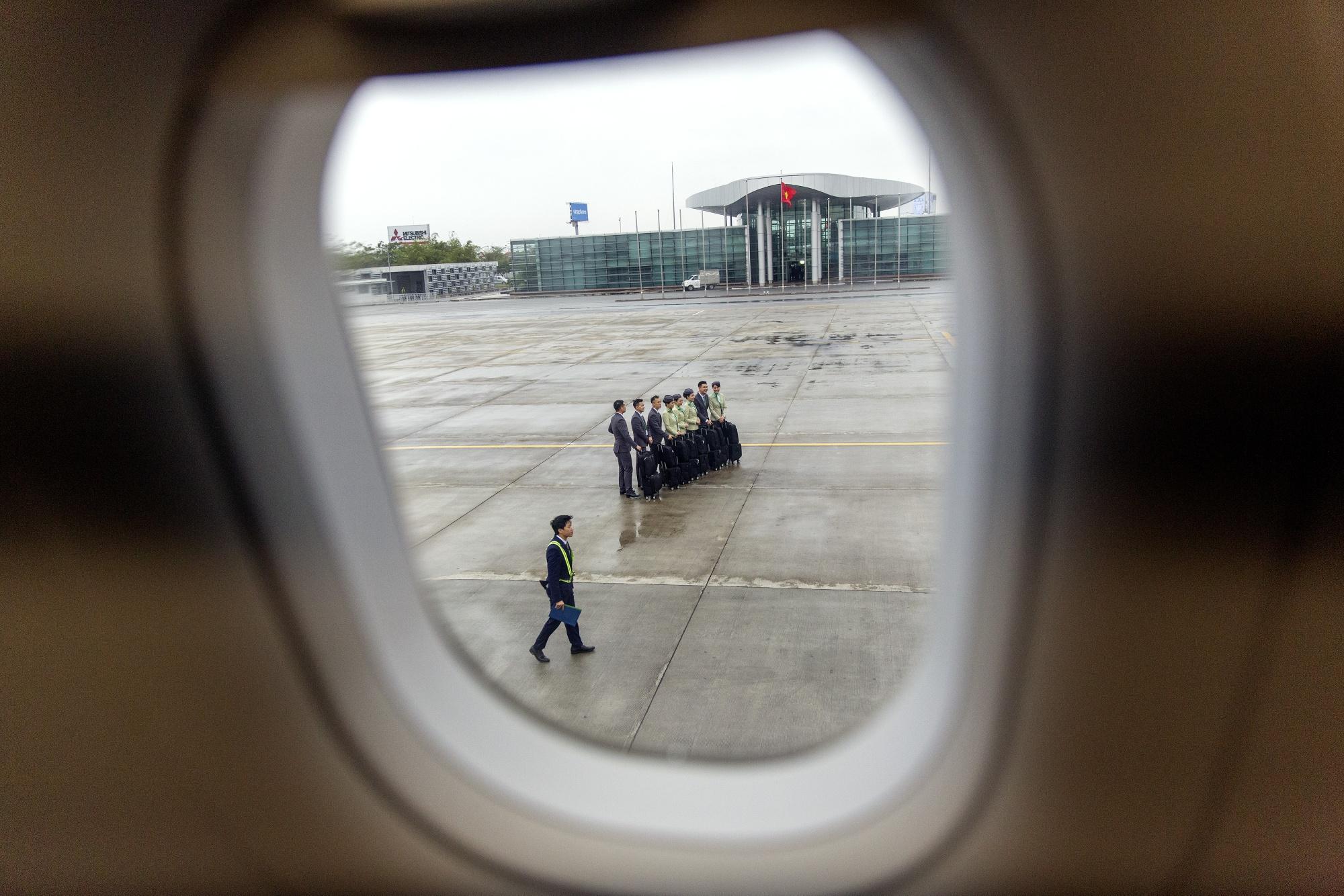 Vietnam's Aviation Safety Given U S  Approval, Key to