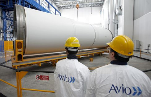 GE Buys Avio From Cinven for $4.3 Billion to Secure Supply Chain