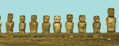 The bacterium Streptomyces hygroscopicus is found only on Easter Island.