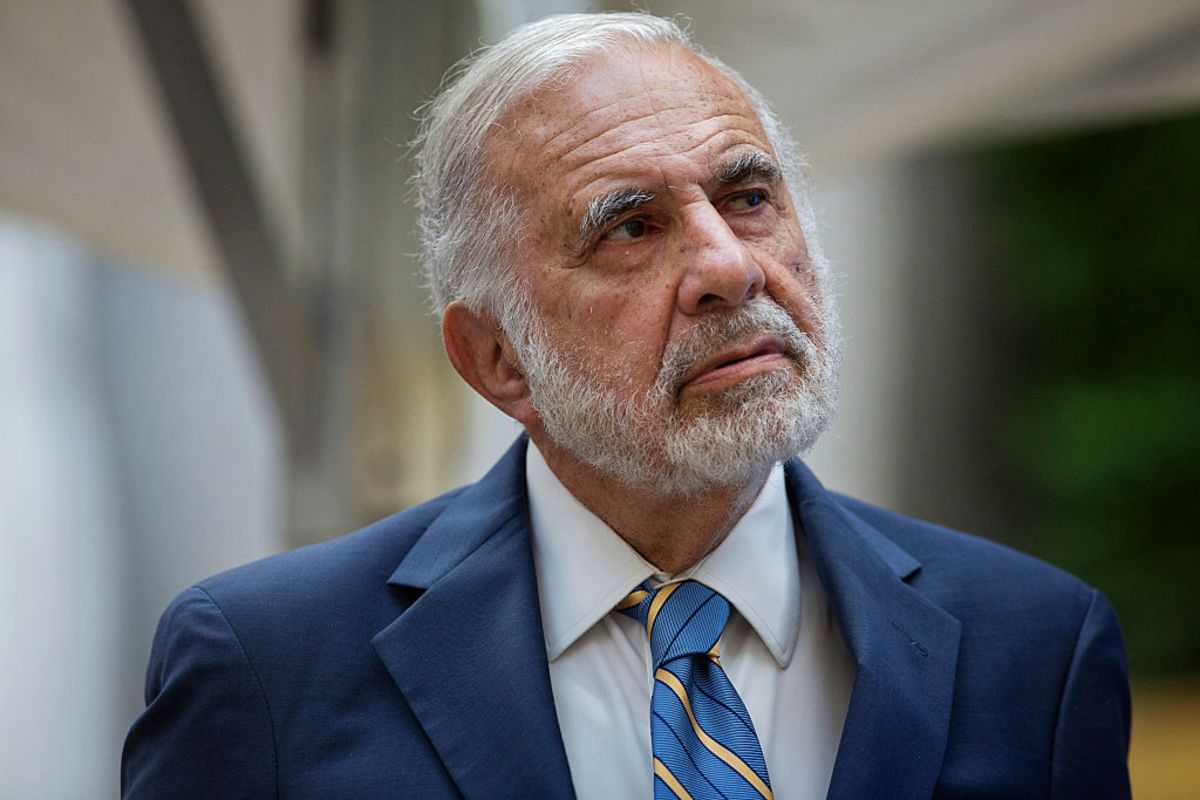 Icahn Suggested HP Buy Xerox With Offer About to Go Public