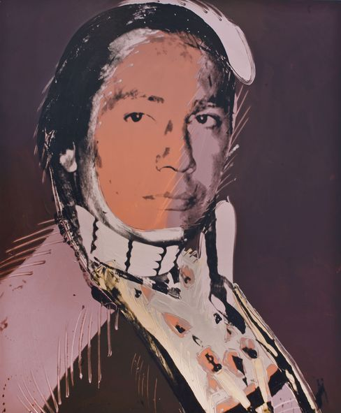 'The American Indian (Russell Means)'