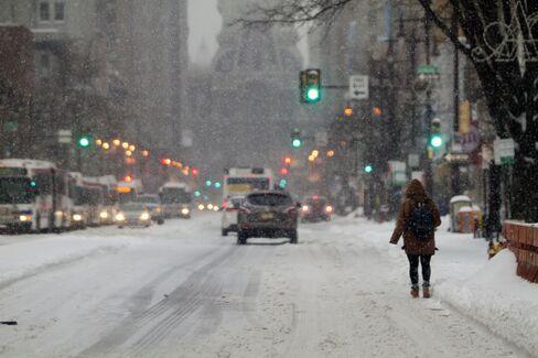 Philadelphia Snow