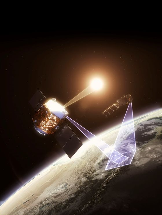Airbus Wins Satellite Mission to Gauge Global Warming Accuracy