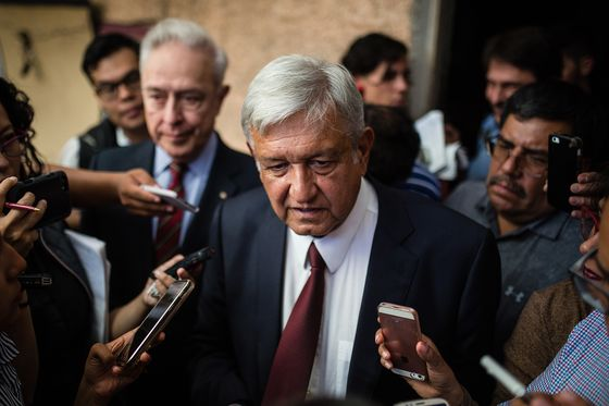 Mexico's AMLO Ditches Bodyguards to Foster Man-of-People Image