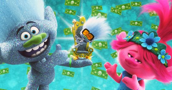 Trolls' Online Rental Success Casts a Shadow Over Theater Chains