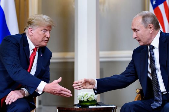 Trump's Refusal to Condemn Putin on Election Meddling Sparks Outrage