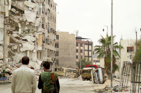 Syrian Civil War Death Toll Reaches 60,000, Says UN Agency