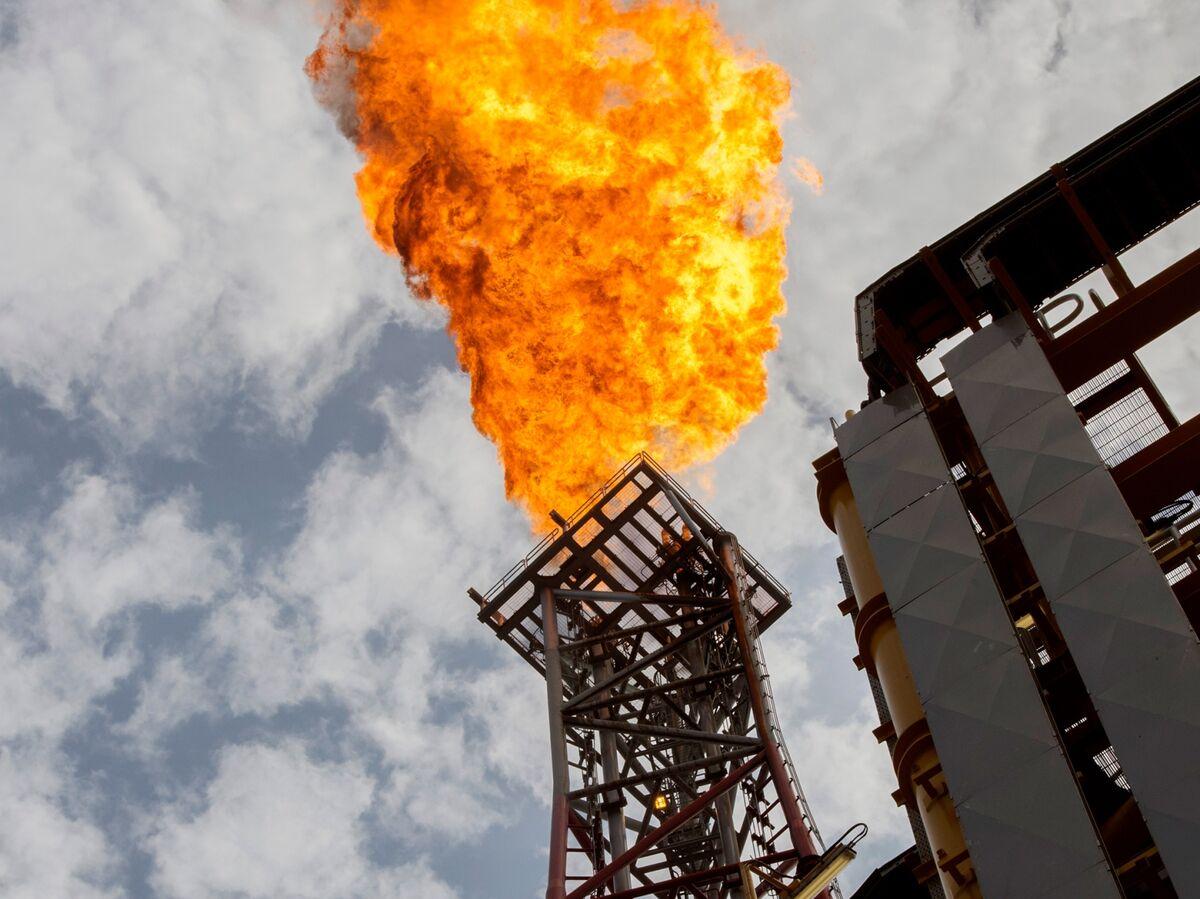 Angola's Oil Drilling Finally Picks Up