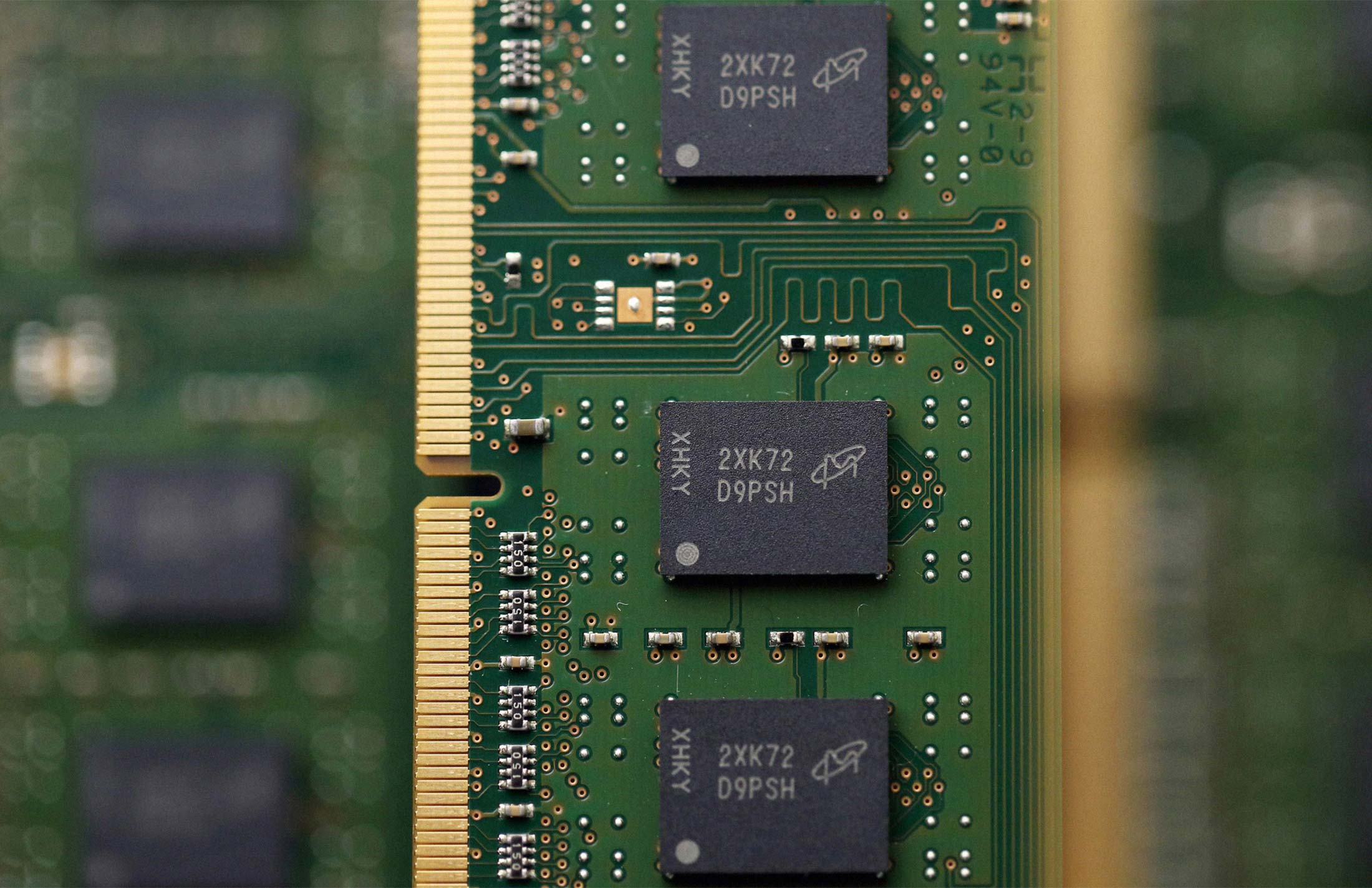 Chips Growth Looks Set To Stall Bloomberg This Article Is About The Electronic Component For Physical