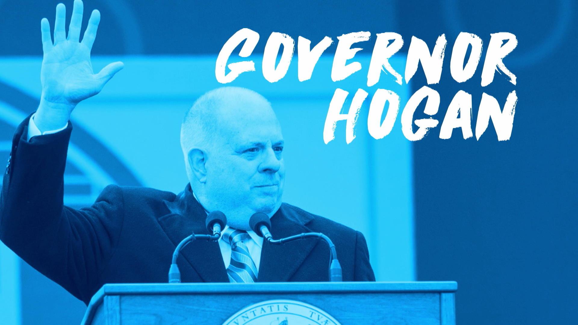 The David Rubenstein Show: Maryland Governor Larry Hogan