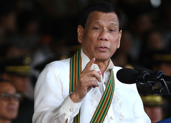 Duterte Steps Up Attacks on Catholic Church, Priests