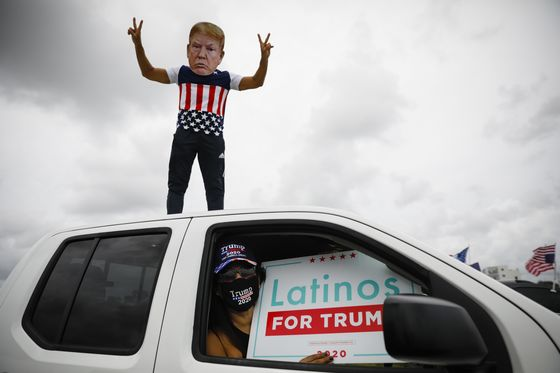 Trump's Latino Support Was Overlooked by Pollsters That Lack Diversity