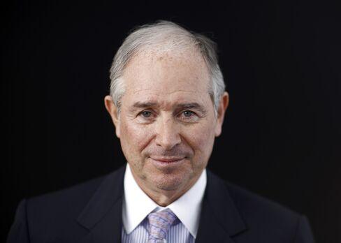 Blackstone CEO Steve Schwarzman
